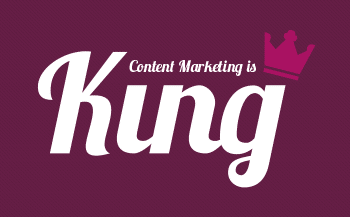 Why Content Marketing is King blog post image
